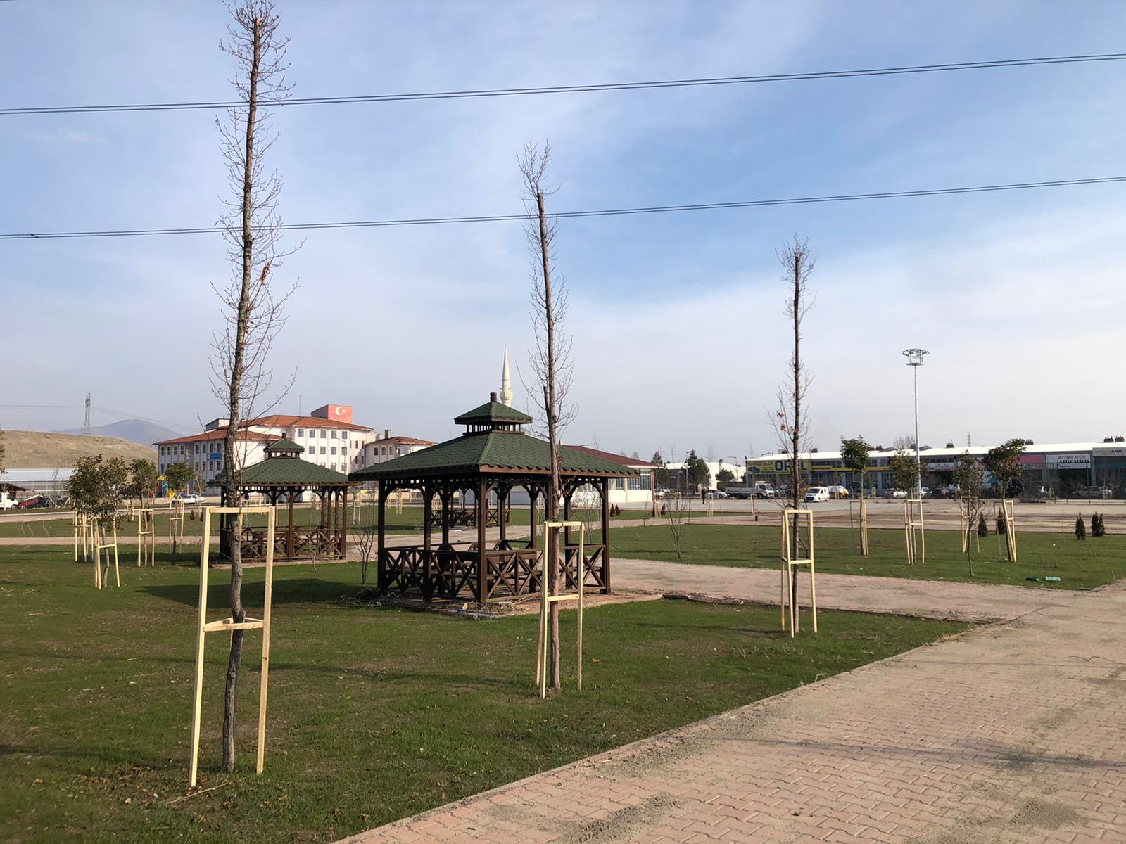 Seydişehir Yeni Oto Sanayi Parkı Tamamlandı