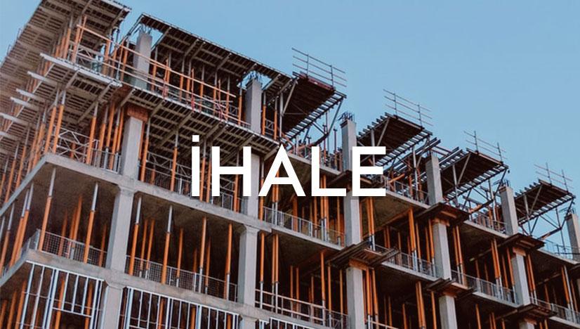 Kale Belediyesince Bina İnşaatı Yaptırılacaktır
