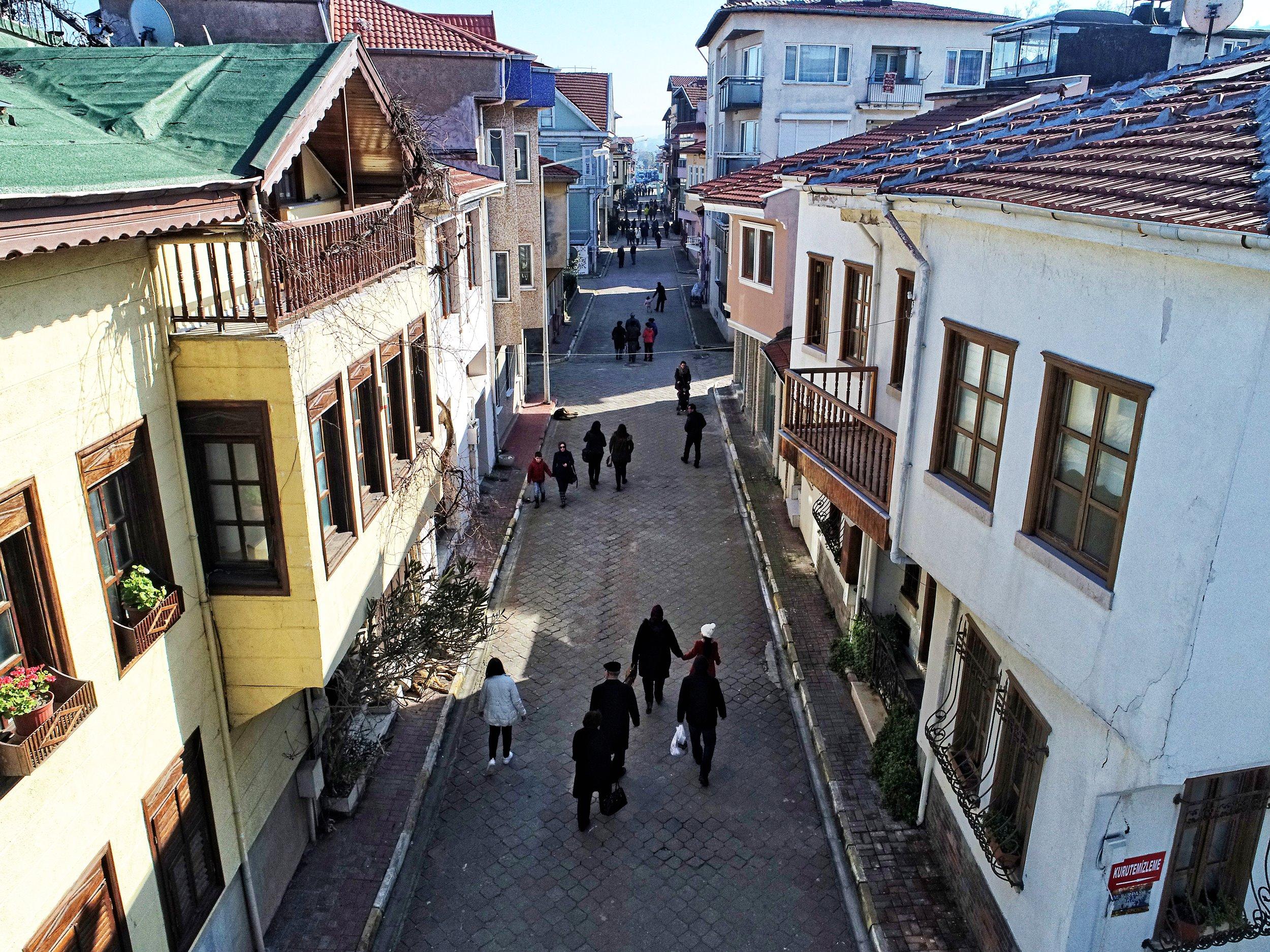 Mudanya'da Girit Açık Hava Müzesi Projesi