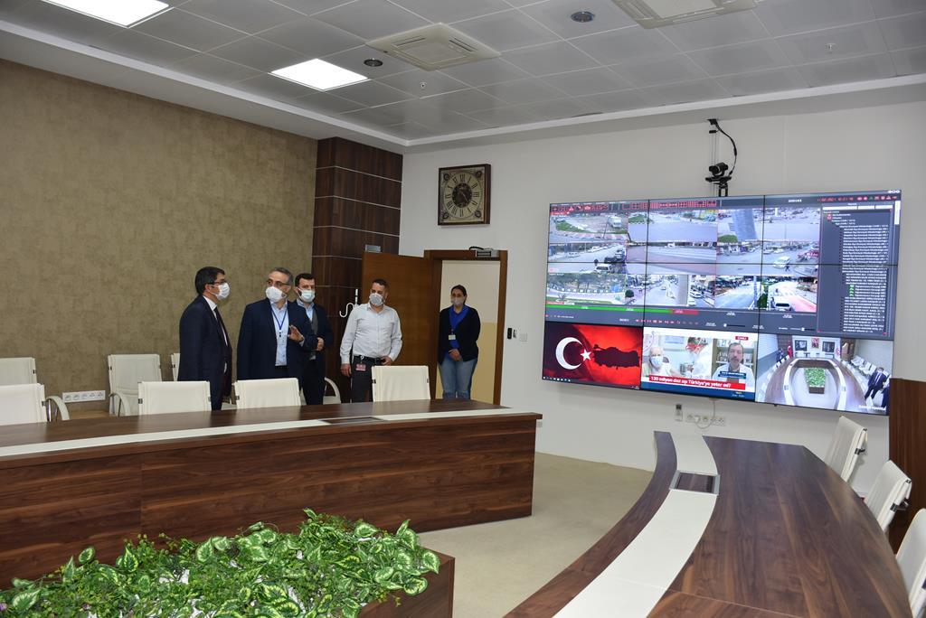 Şehzadeler Belediye Başkanından 112 Hassasiyeti
