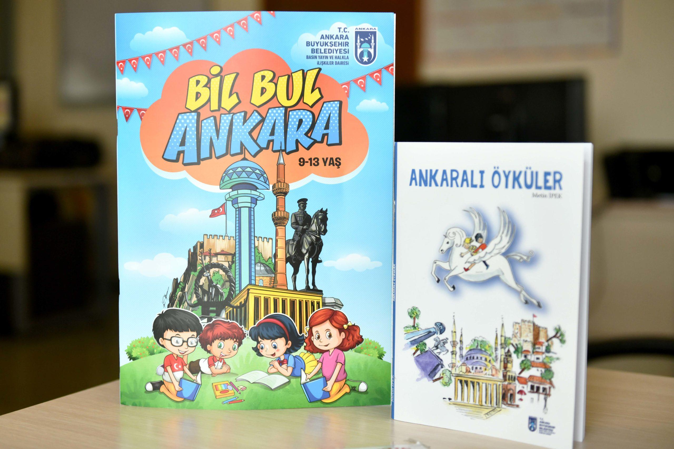 Başkentte Aidiyet Kültürü Kitaplarla Aşılanacak