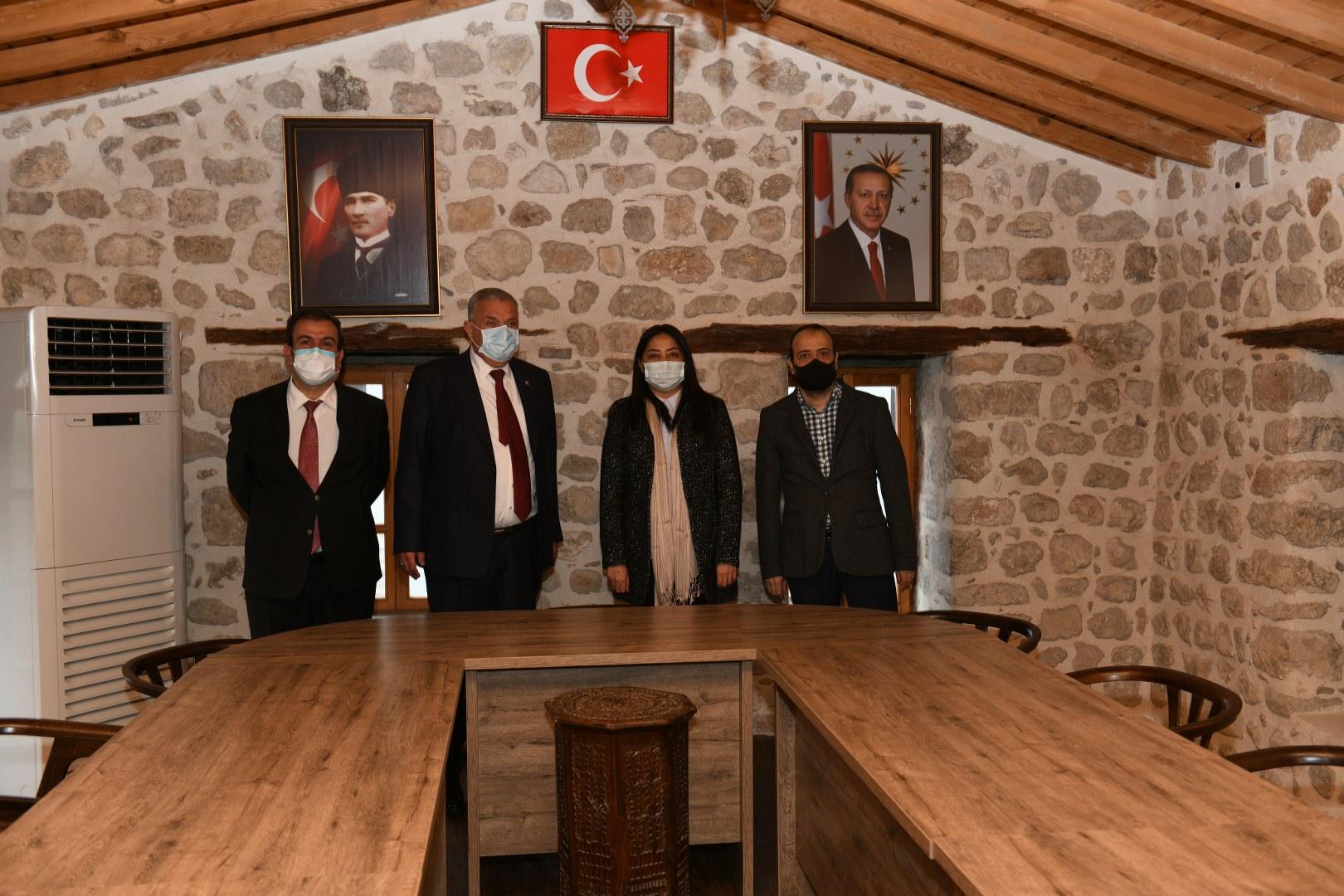 Antakya Belediyesi El Sanatları Müzesi Açıldı
