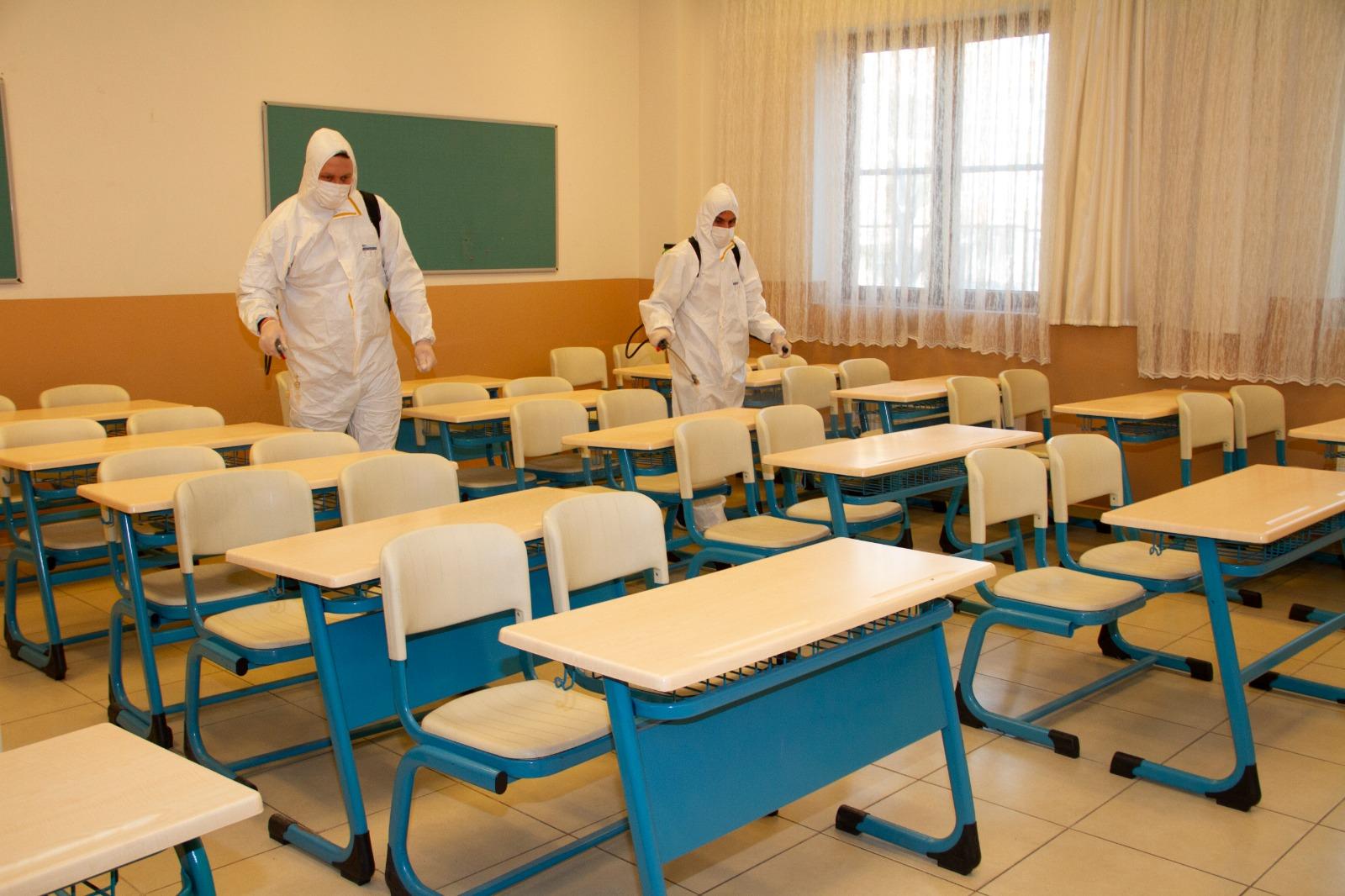 Esenyurt'ta Okullar Eğitime Belediye İle Hazır