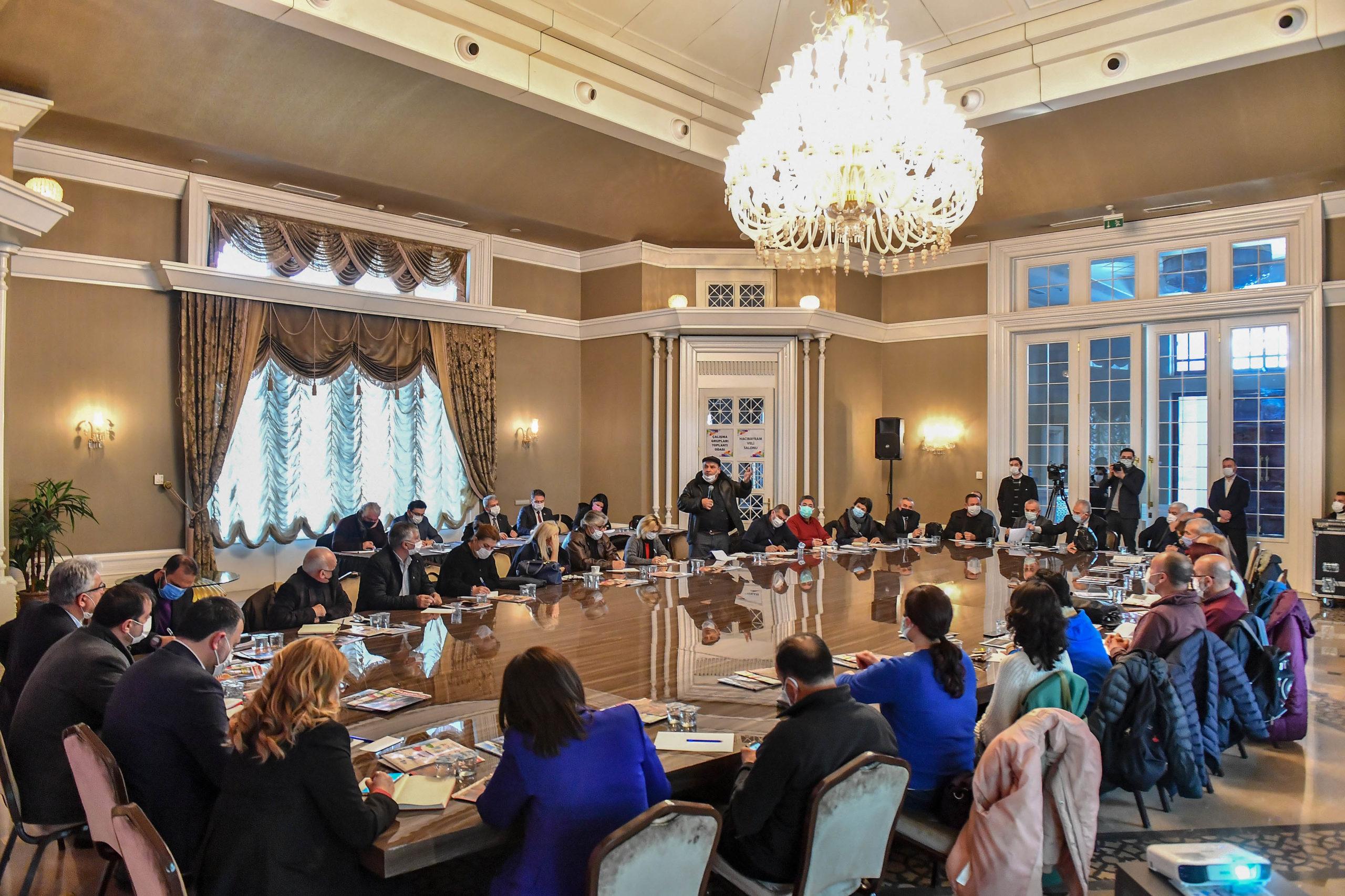 Ankara Kent Konseyi Kırsal Kalkınma Gündemiyle Toplandı