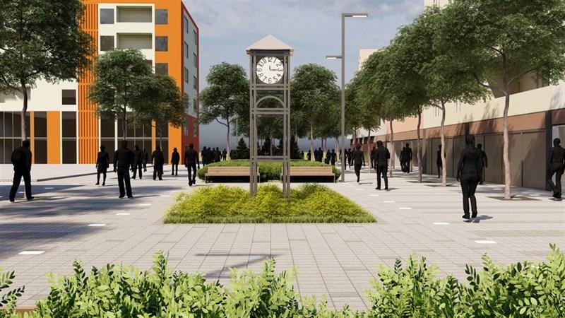 Siirt'te Hz. Fikrullah Caddesi Düzenleme Projesi Hayata Geçiyor