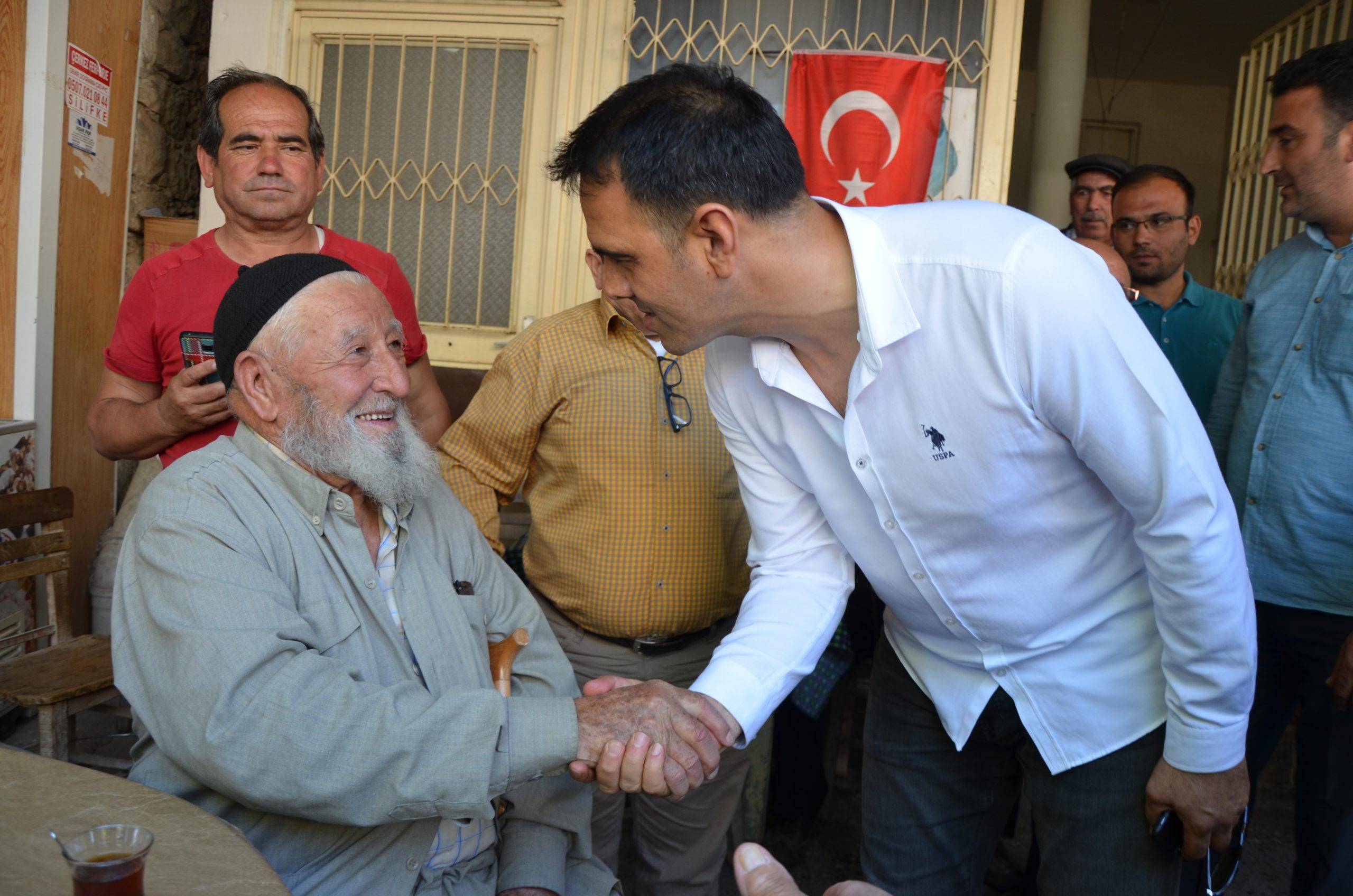Başkan Altunok'tan Yaşlılara Saygı Haftasına Özel Mesaj