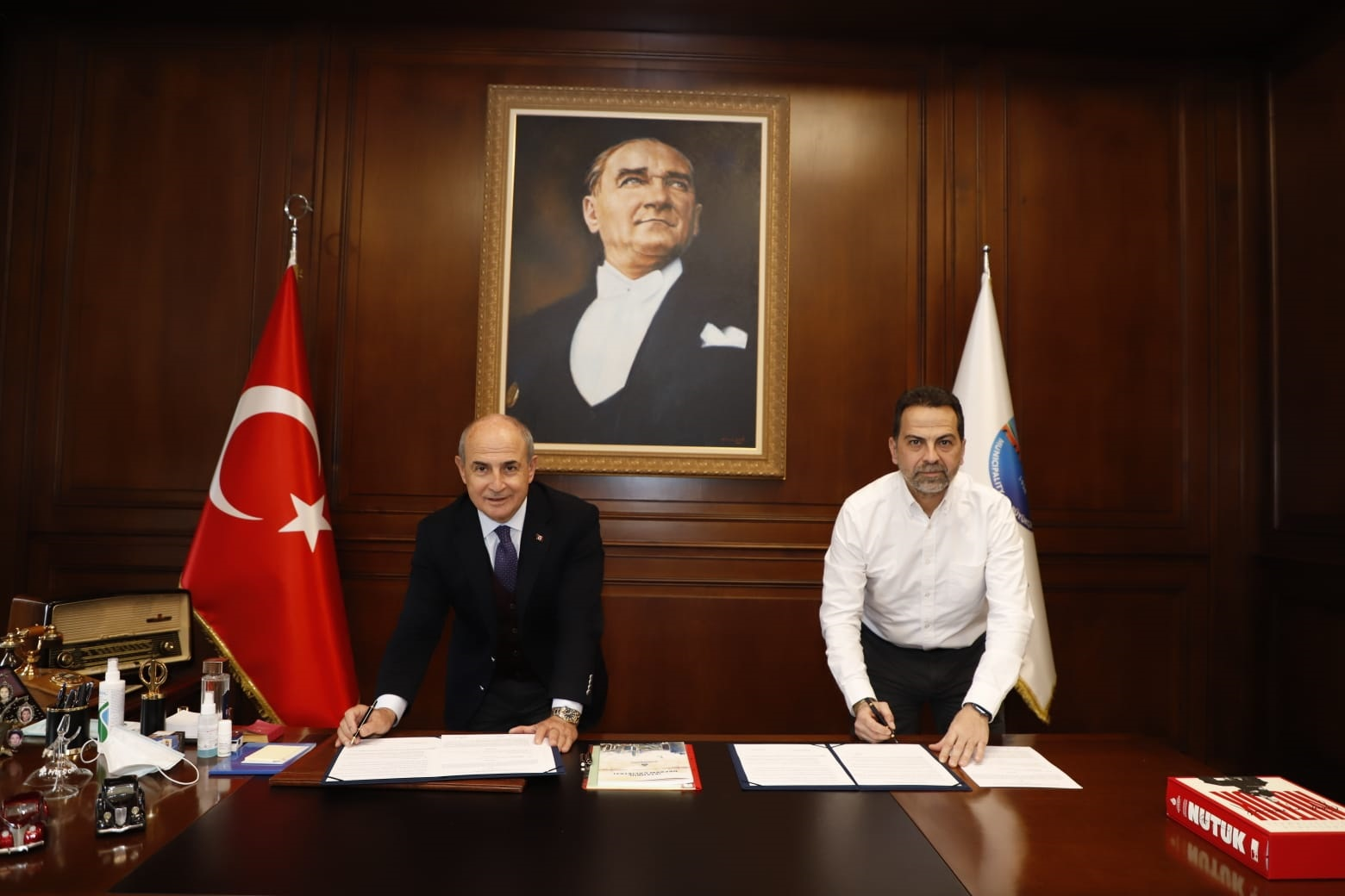 Büyükçekmece Belediyesi, AKUT ile Hayat Kurtaran Protokolü İmzaladı