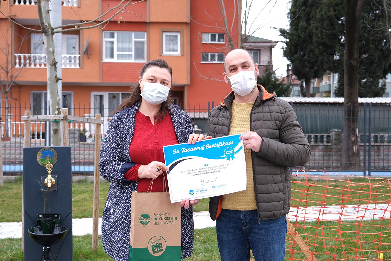 Sakarya Büyükşehir'den Su Tasarrufu Farkındalığı
