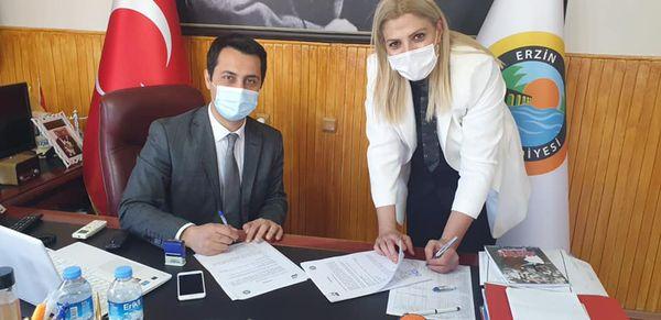 Erzin'den Mesleki Yeterlilik Sınav Desteği