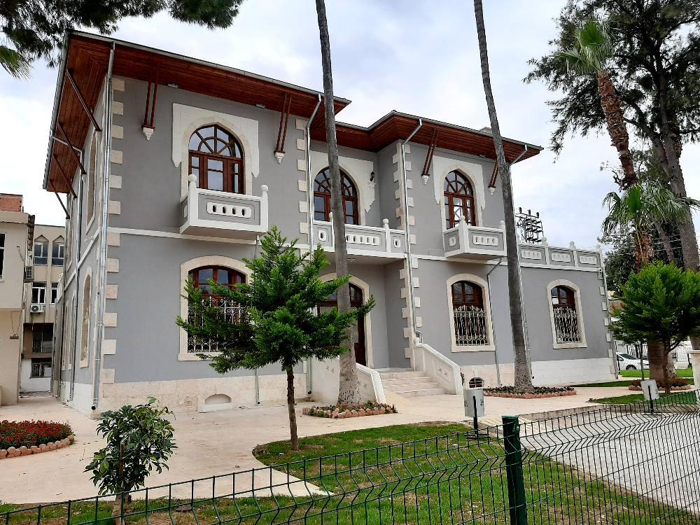 Silifke'de Tarihi Miras Korunuyor