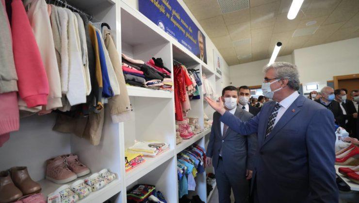 Sakarya'da İhtiyaç Sahiplerine Yönelik Sosyal Mağaza