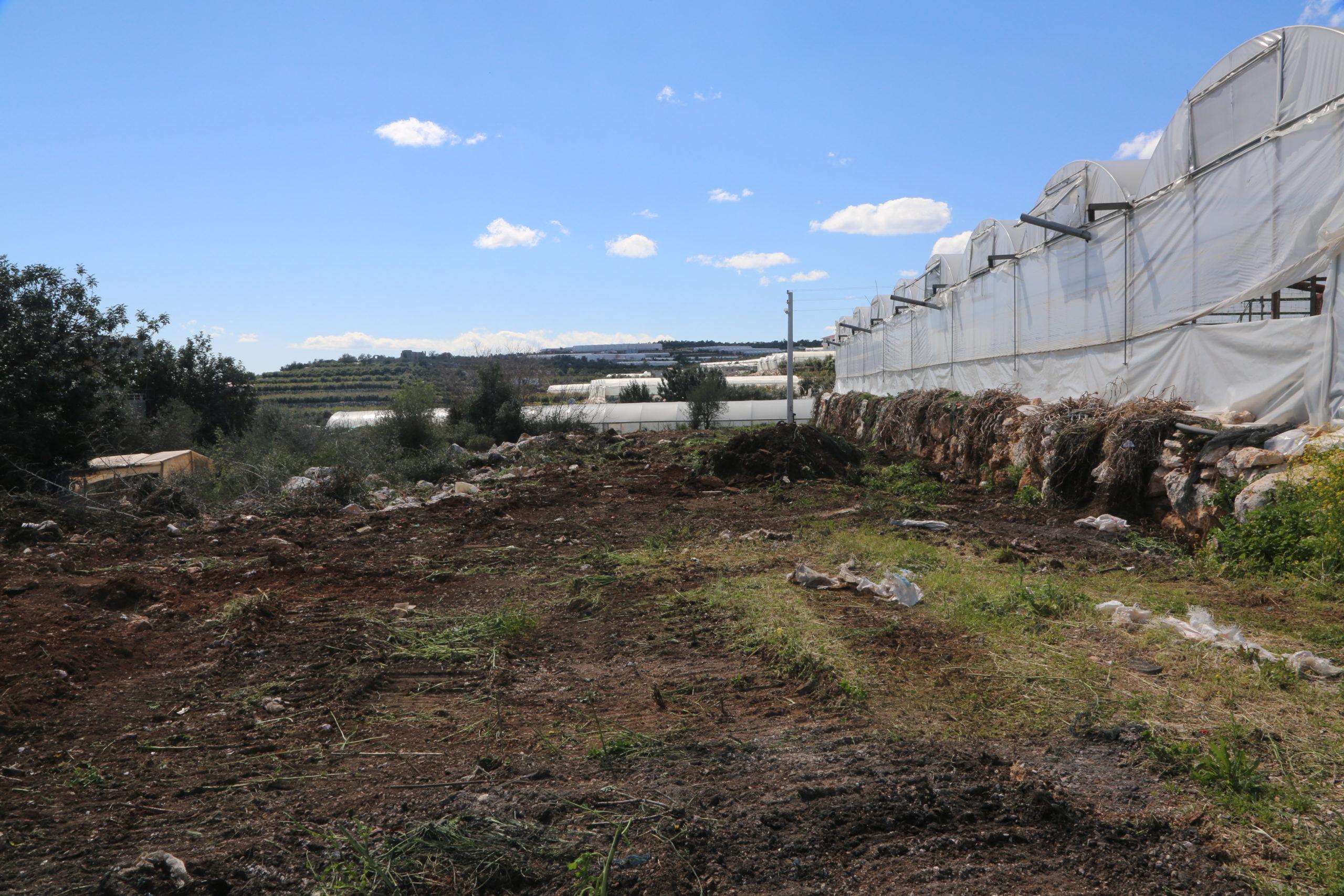 Erdemli 'de Üreticinin Önündeki Engeller Kalkıyor