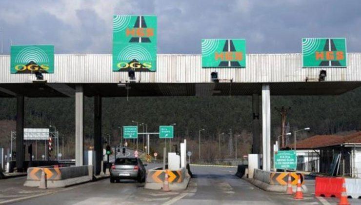 Otoyol ve Köprü Geçiş İhlalleri e-Devlet Üzerinden Takip Edilebilecek