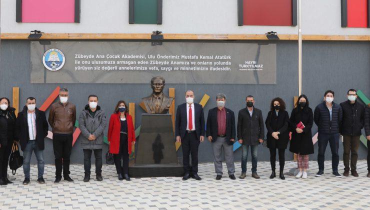 Mudanya'da Zübeyde Ana Çocuk Akademisi Açılıyor