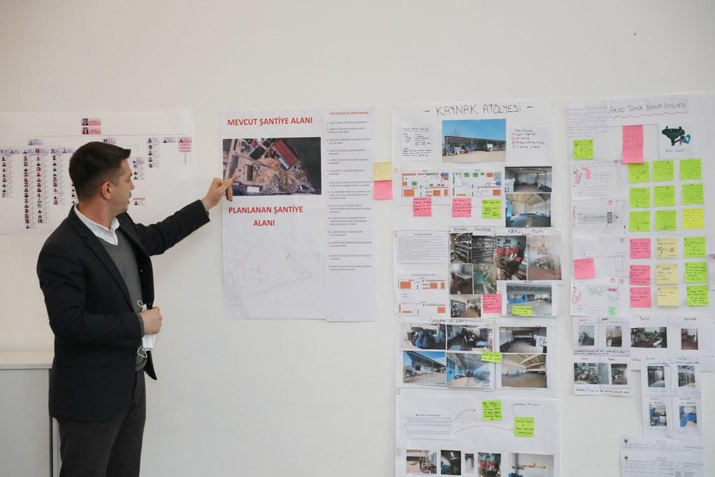 İnegöl Belediyesi'nde 'Yalın Belediyecilik' Projesi