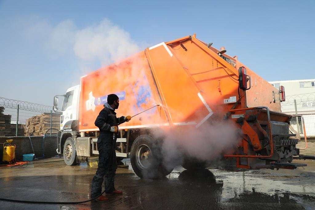 İnegöl Belediyesi: Önce Şehri, Sonra Kendimizi Temizliyoruz