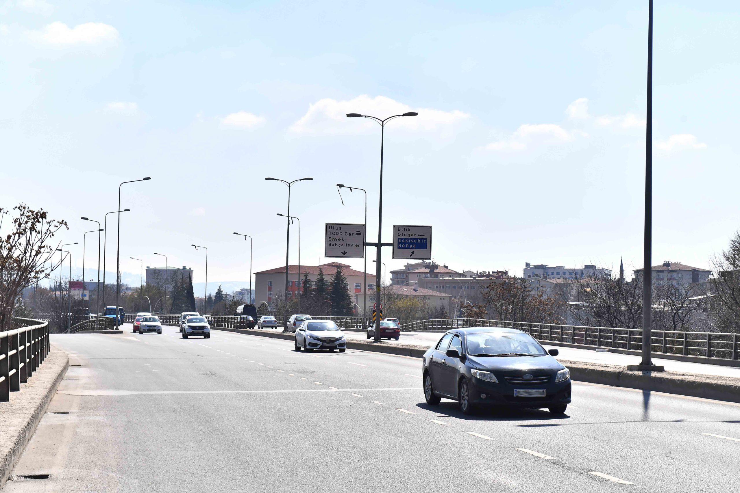 Ankara Keçiören'de Trafik Sorununa Neşter: Fatih Köprüsü Yenilenecek