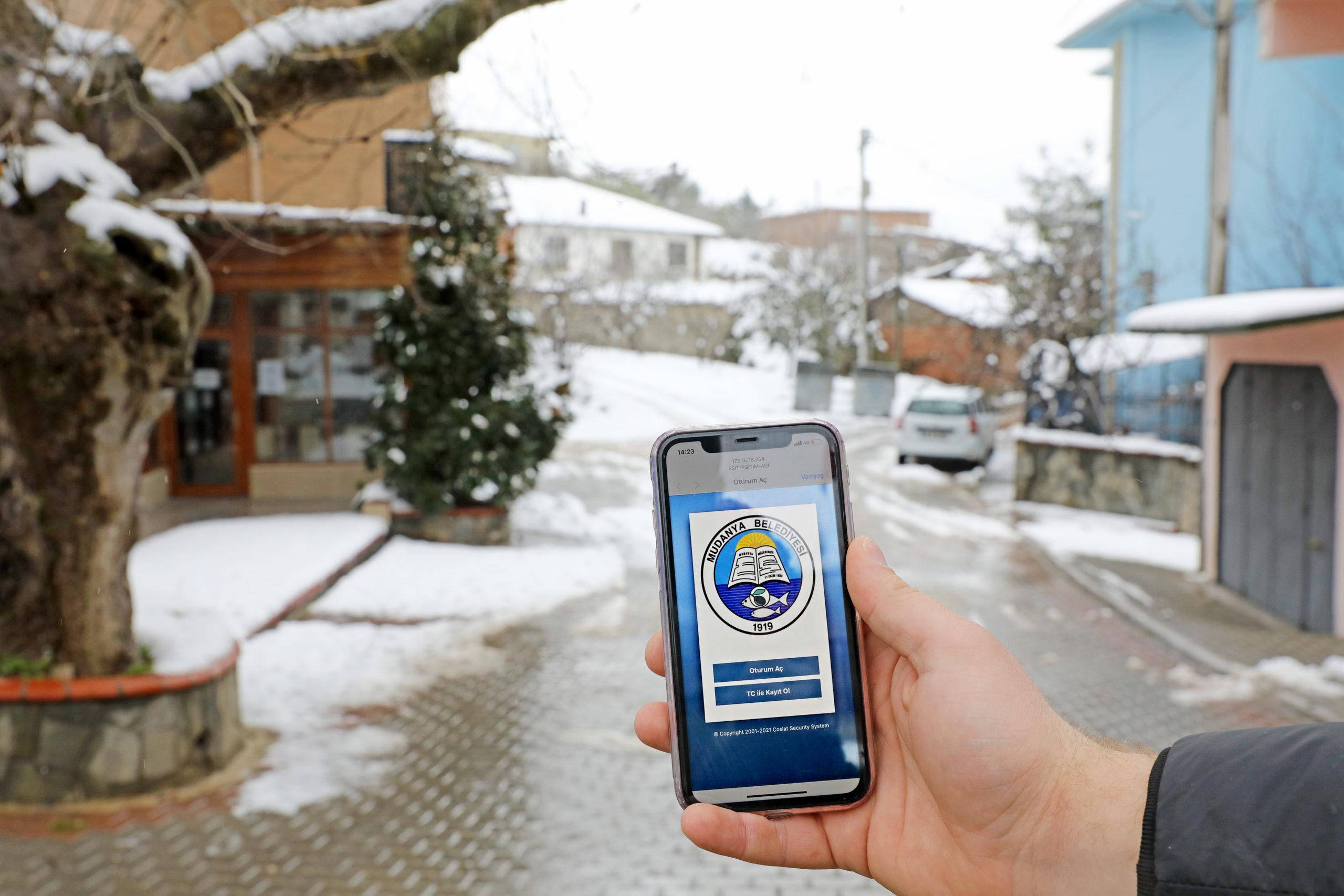 Mudanya'da Eşit Eğitim İçin Ücretsiz WİFİ Ağı Genişletiliyor
