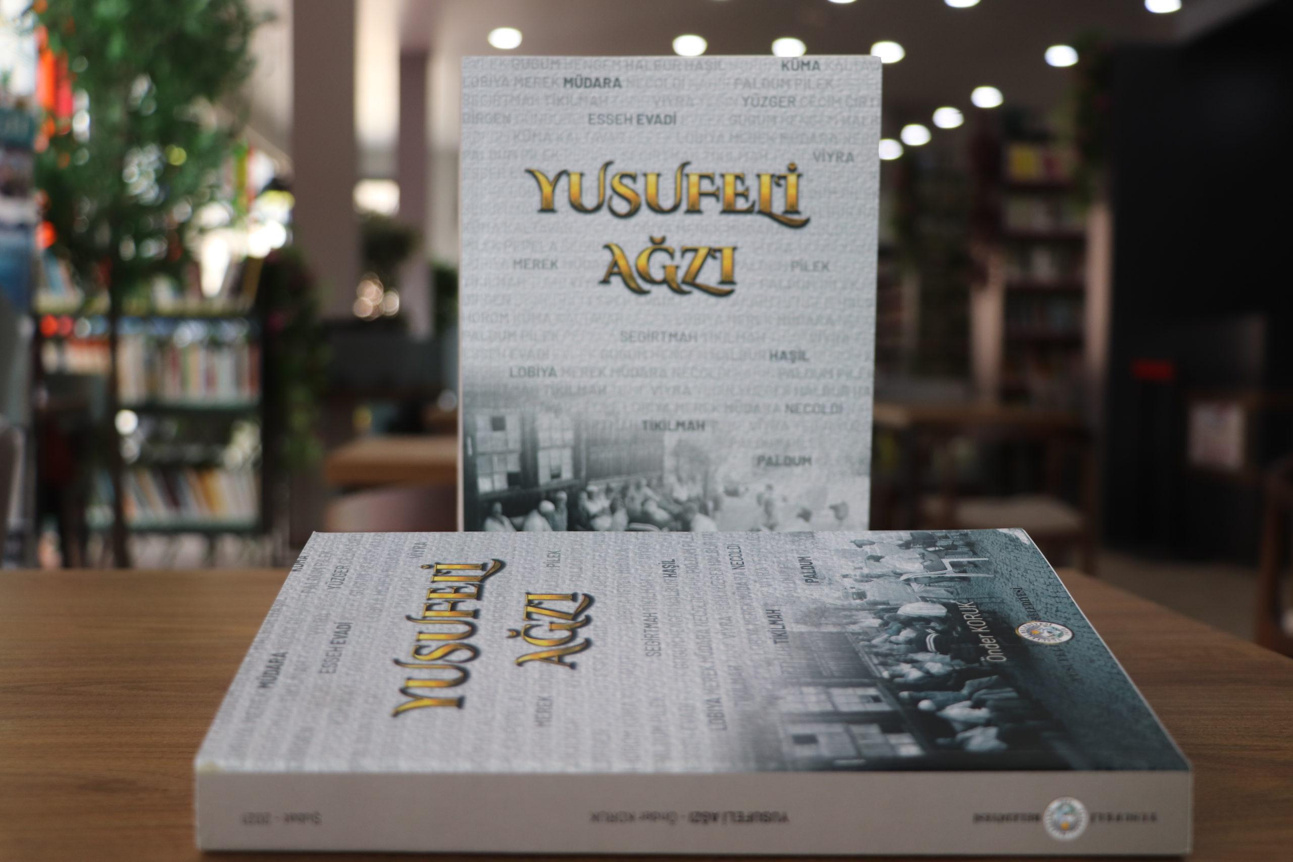Artvin 'Yusufeli Ağzı' Kitaplaştırıldı