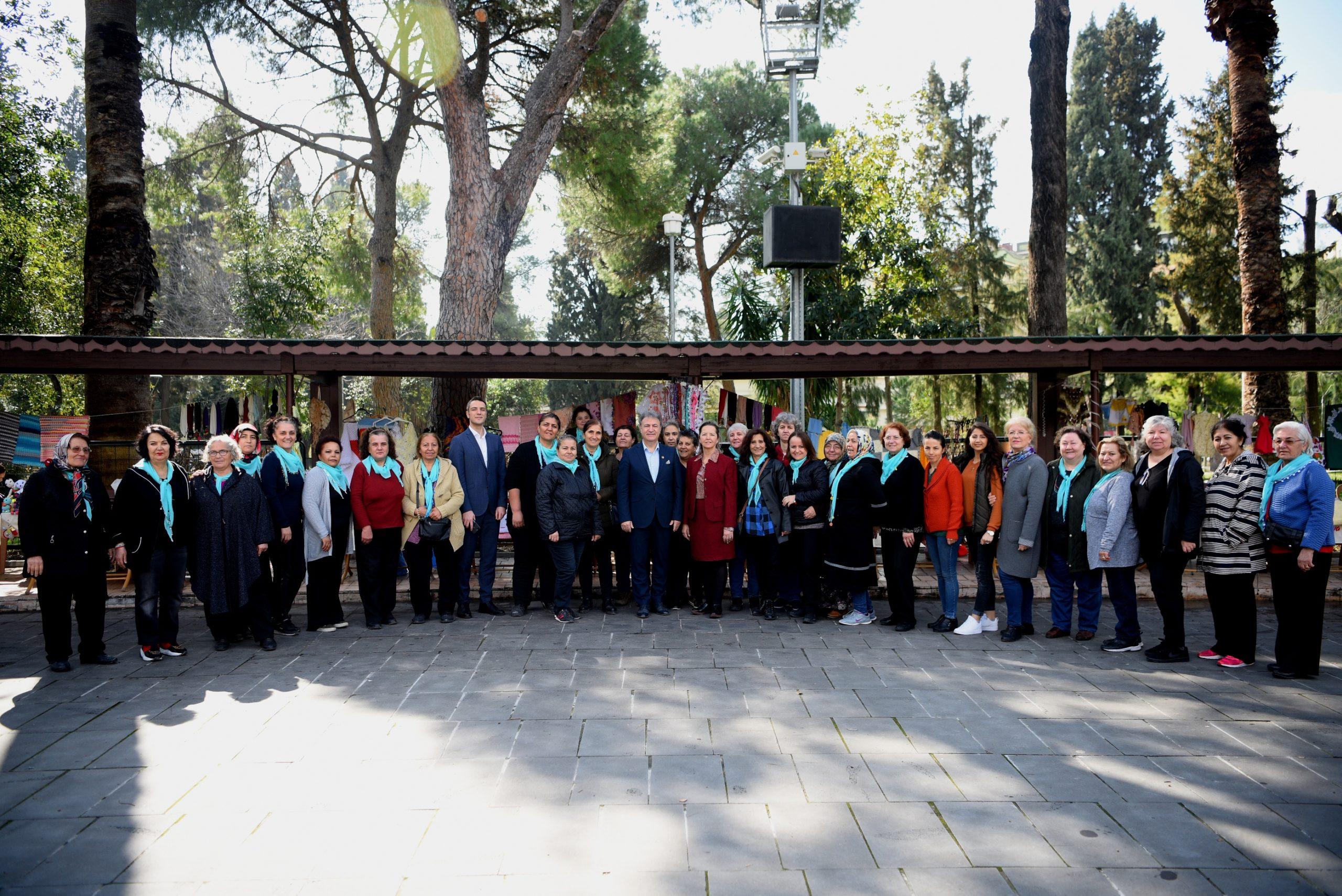 İzmir Bornova'da 8 Mart'a Özel Kadın Etkinlikleri