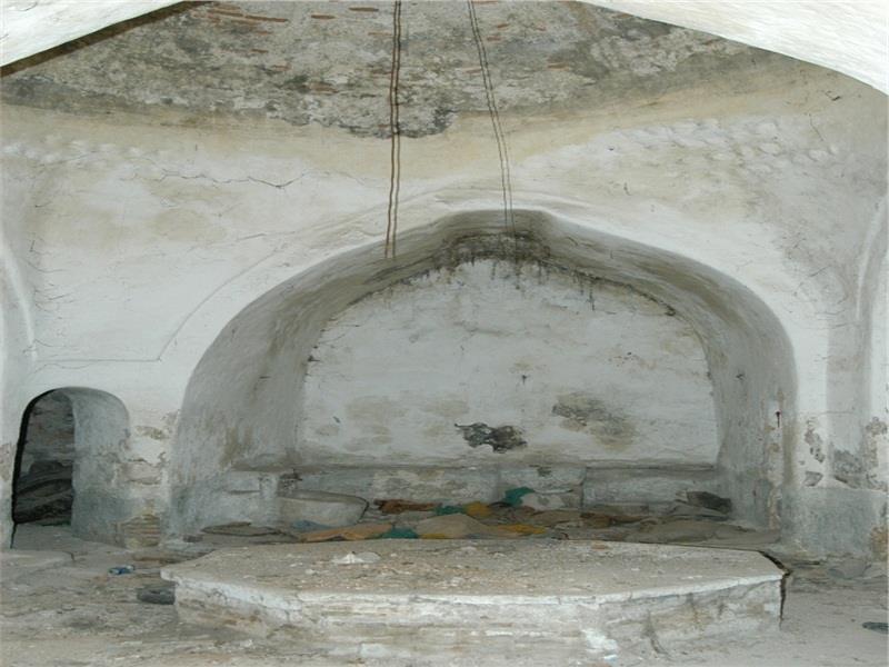 Sivirihisar Tarihi Kumacık Hamamı'nda Restorasyon Çalışmaları Başladı