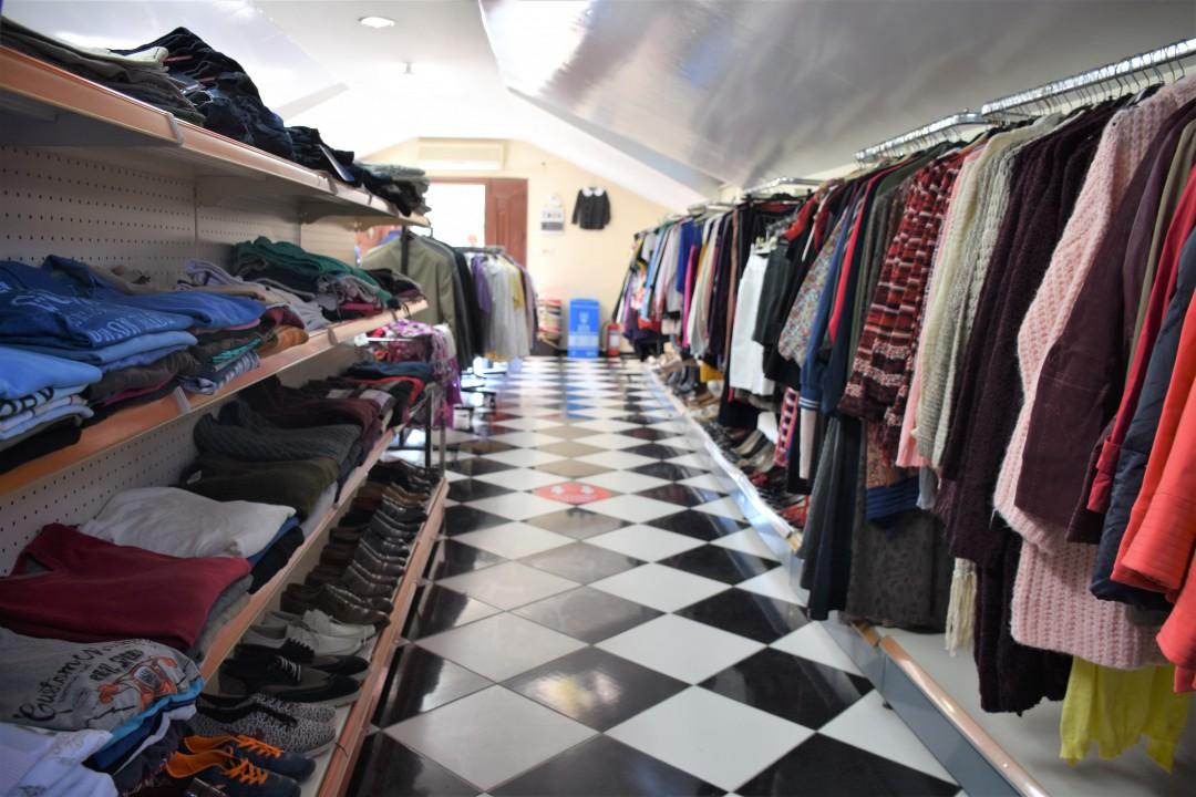 Silivri'de Sosyal Yardım Mağazası Yeniden Hizmete Açıldı