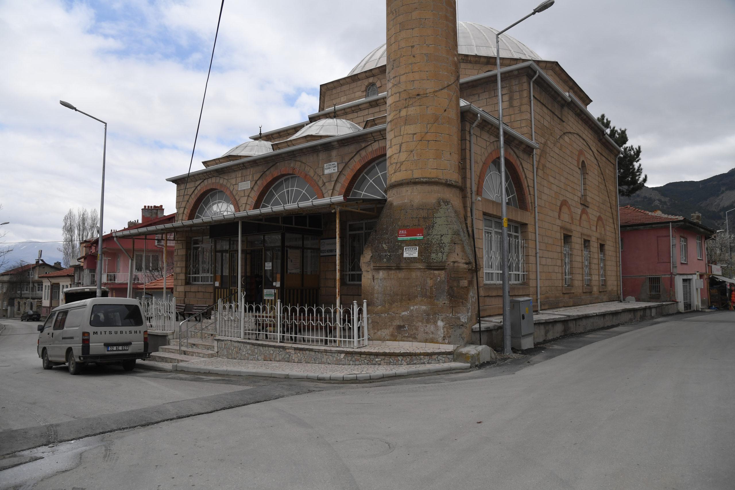 Isparta Belediyesi Tarihi Yapılara Sahip Çıkıyor
