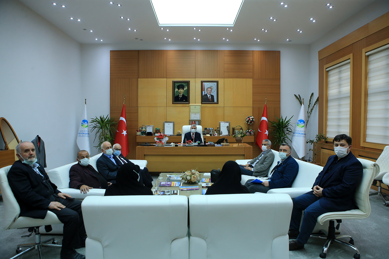 Sakarya'da Yardımlar 'Kardeşlik Köprüleri' Ulaşacak