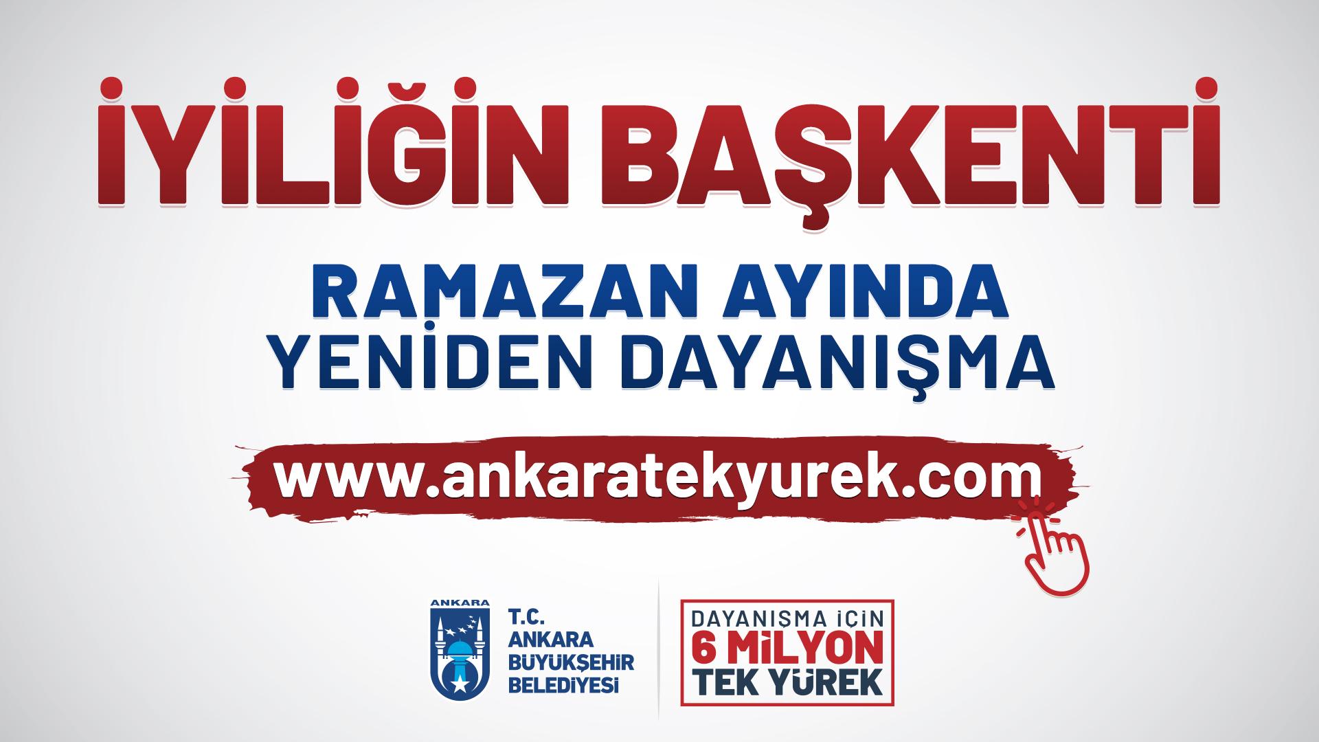 Ankara'da İyiliğin İkinci Dalgası Başladı