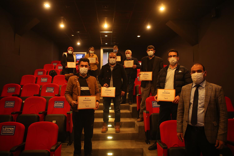 Sakarya'da Arıcılık Projesinde Eğitimler Tamamlandı
