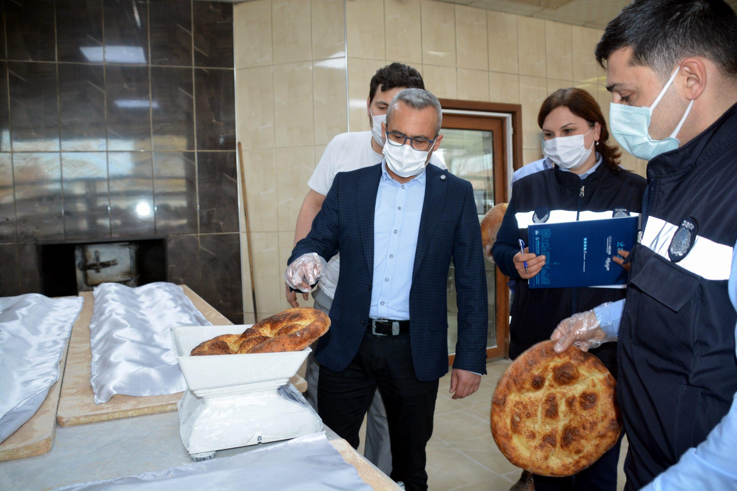 Aliağa'da Ramazan Denetimi Yapılıyor