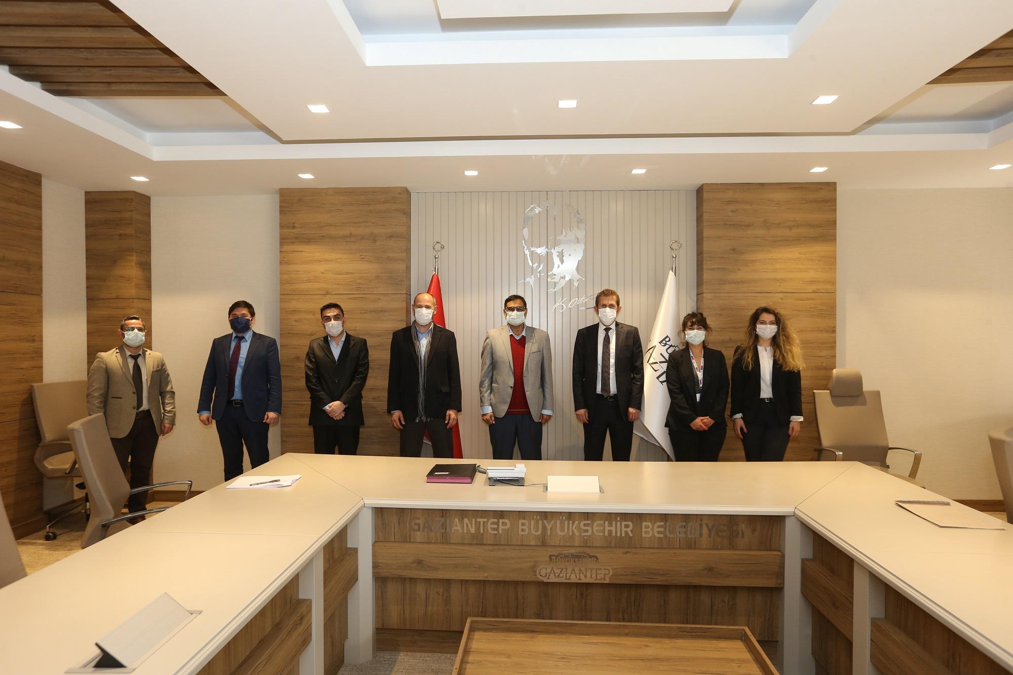 Gaziantep'te 'Yarını Kurmak' Projesi Kapsamında Protokol İmzalandı