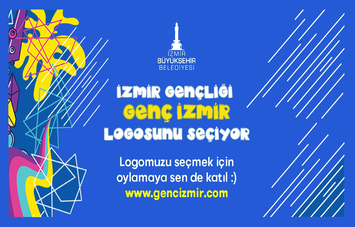 Genç İzmir'in Logosunu İzmirliler Belirleyecek