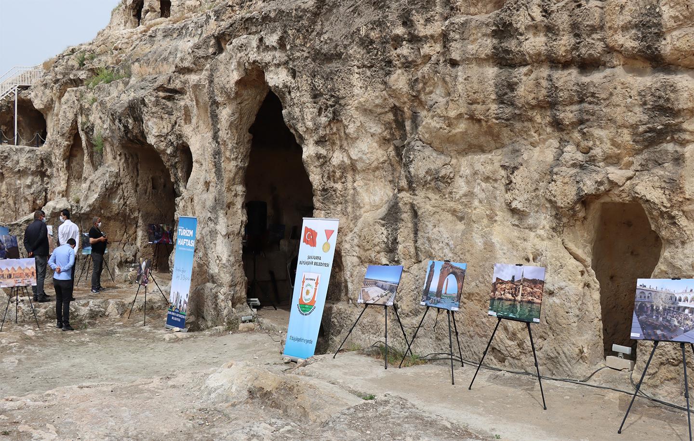 'Turizm Şehri Şanlıurfa' Fotoğraf Sergisi Açıldı