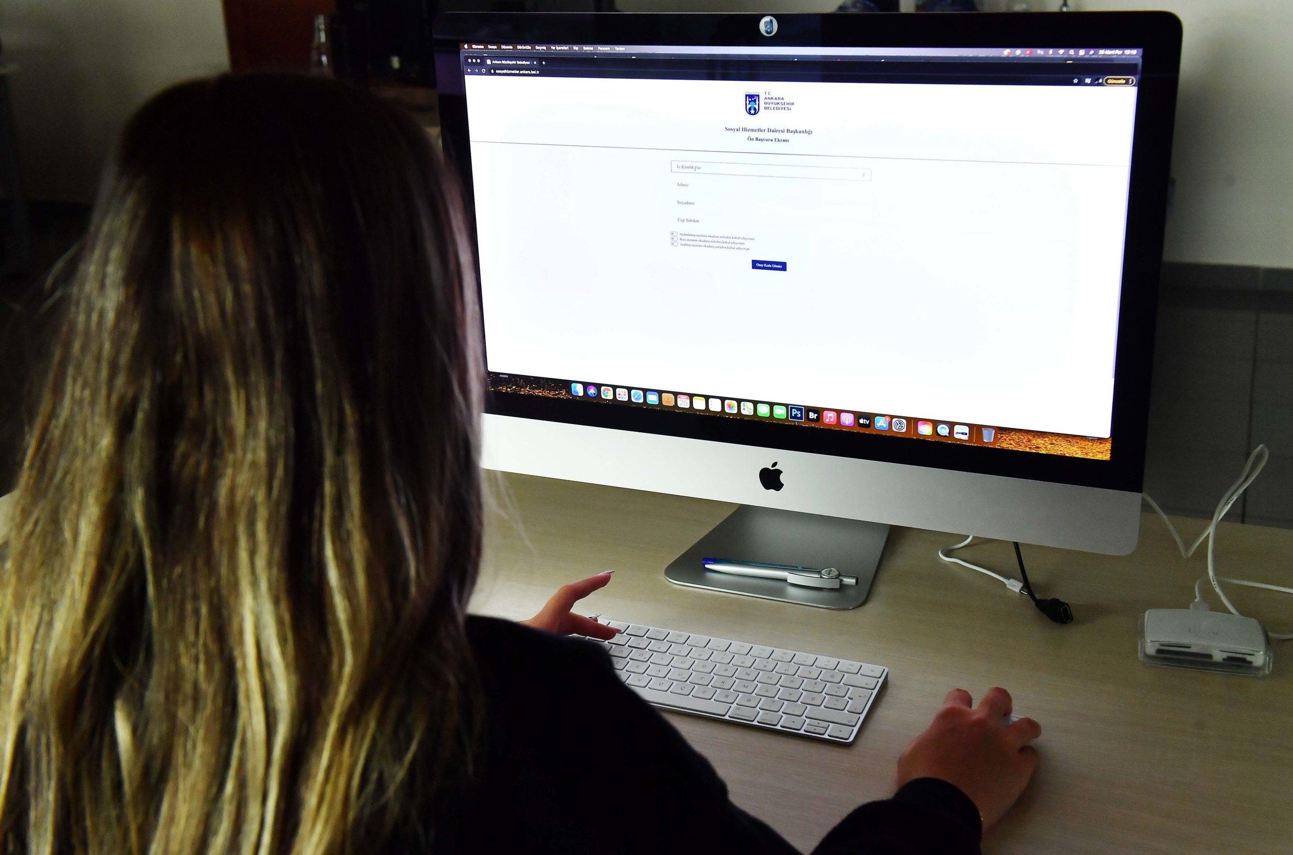Ankara Sosyal Yardım Alanlarında Online Başvuru Dönemi Başladı