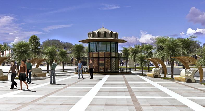 Çayırlı'da 'Kitap Kafe' Projesi