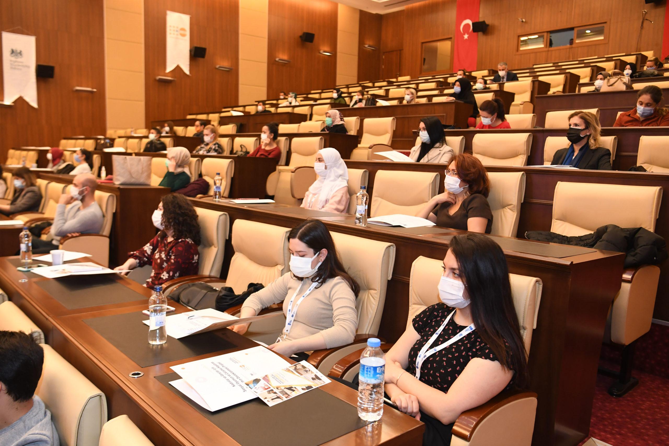 Ankara'da Göçmen Hakları Toplantısı Düzenlendi