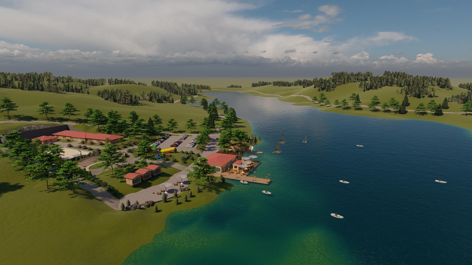 Derince'de 'Tahtalı Göleti Doğa Parkı' İçin Adım Atıldı
