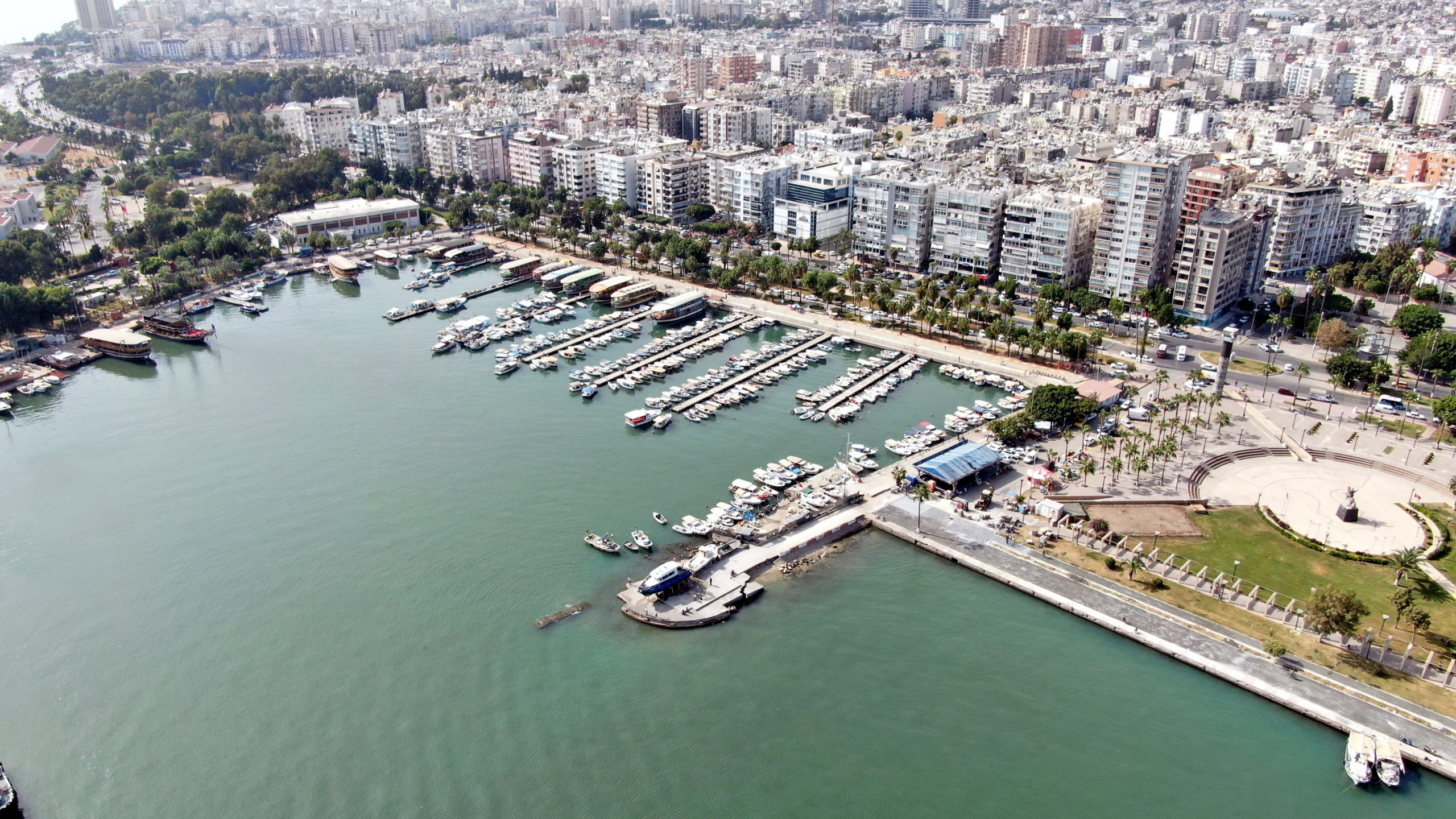 Mersin'de Çamlıbel Marina Projesi Şehre Gelişim Sağlayacak
