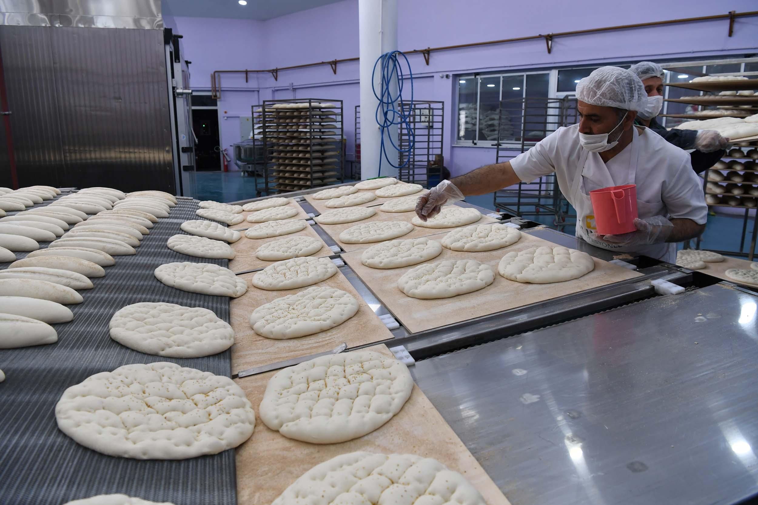 Muş Halk Ekmek Fabrikası'nda Ramazan Pidesi Üretimi Yapılacak