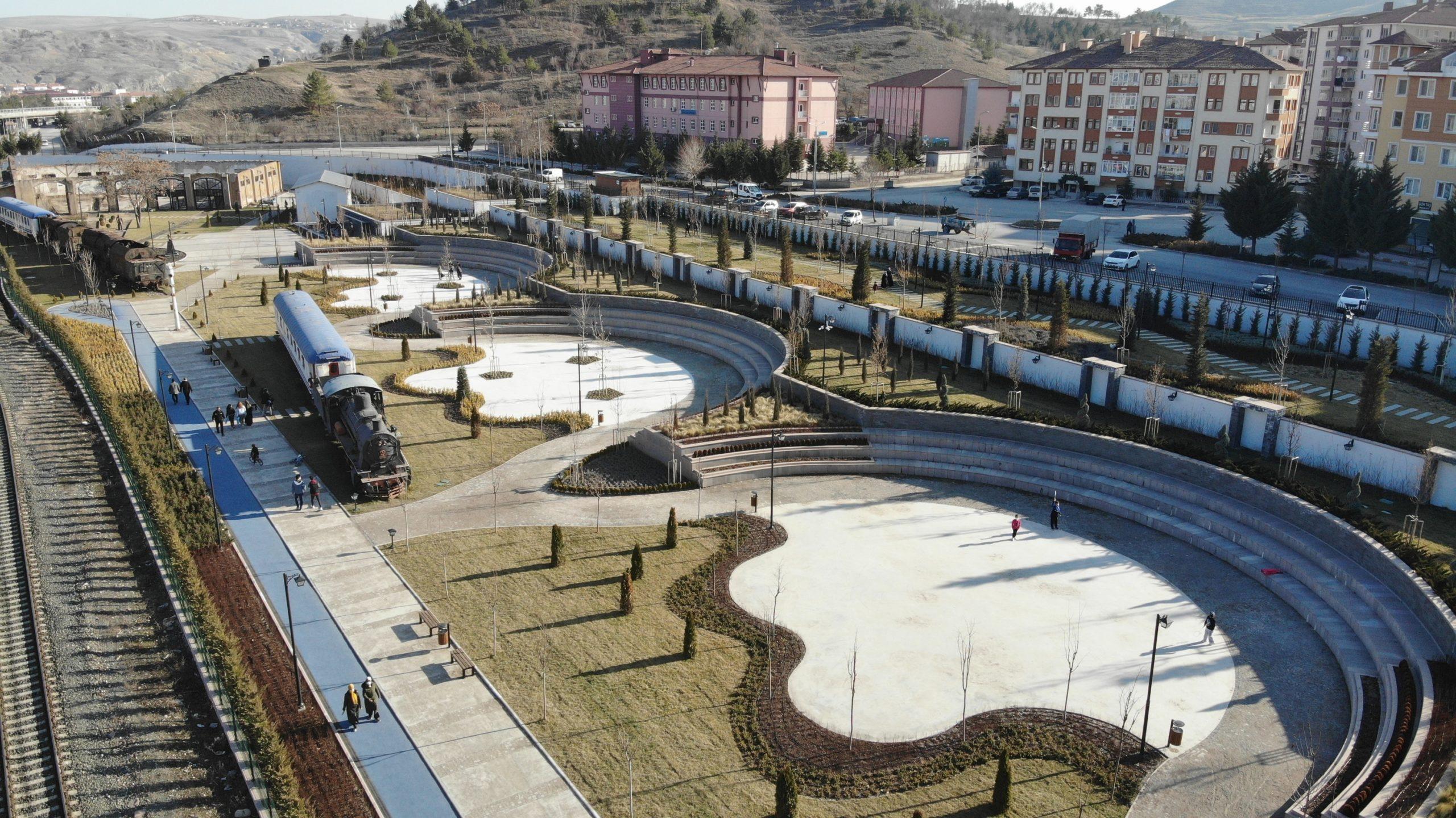 Çankırı'da 45 Bin Metrekarelik Parkın İsmi Belli Oldu