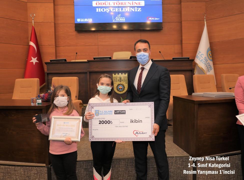 Silivri'de Ödüllü 'Hayat Eve Sığar' Yarışması Sonuçlandı