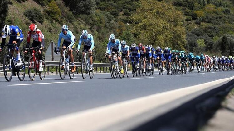 56. Cumhurbaşkanlığı Bisiklet Turu'nda Güzergah Değişikliği