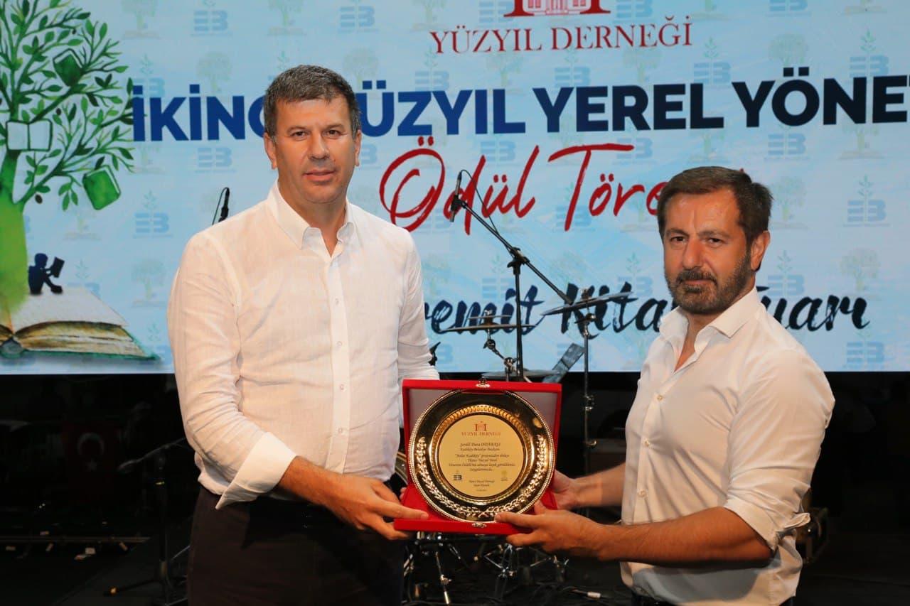 Kadıköy Belediyesi'nin 'Anlat Kadıköy' Projesi, Yerel Yönetimler Ödülünü Aldı