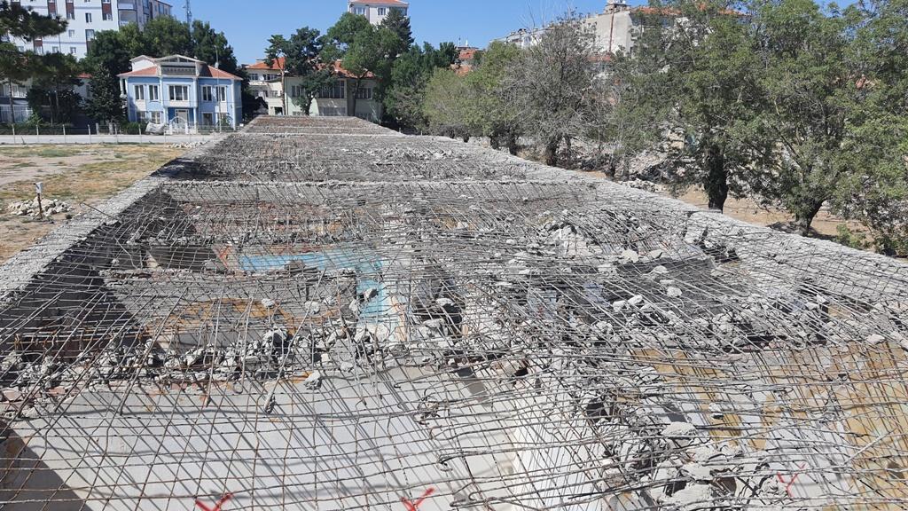 Ereğli Belediyesi, Taş Evlerin Restorasyon Çalışmalarına Devam Ediyor