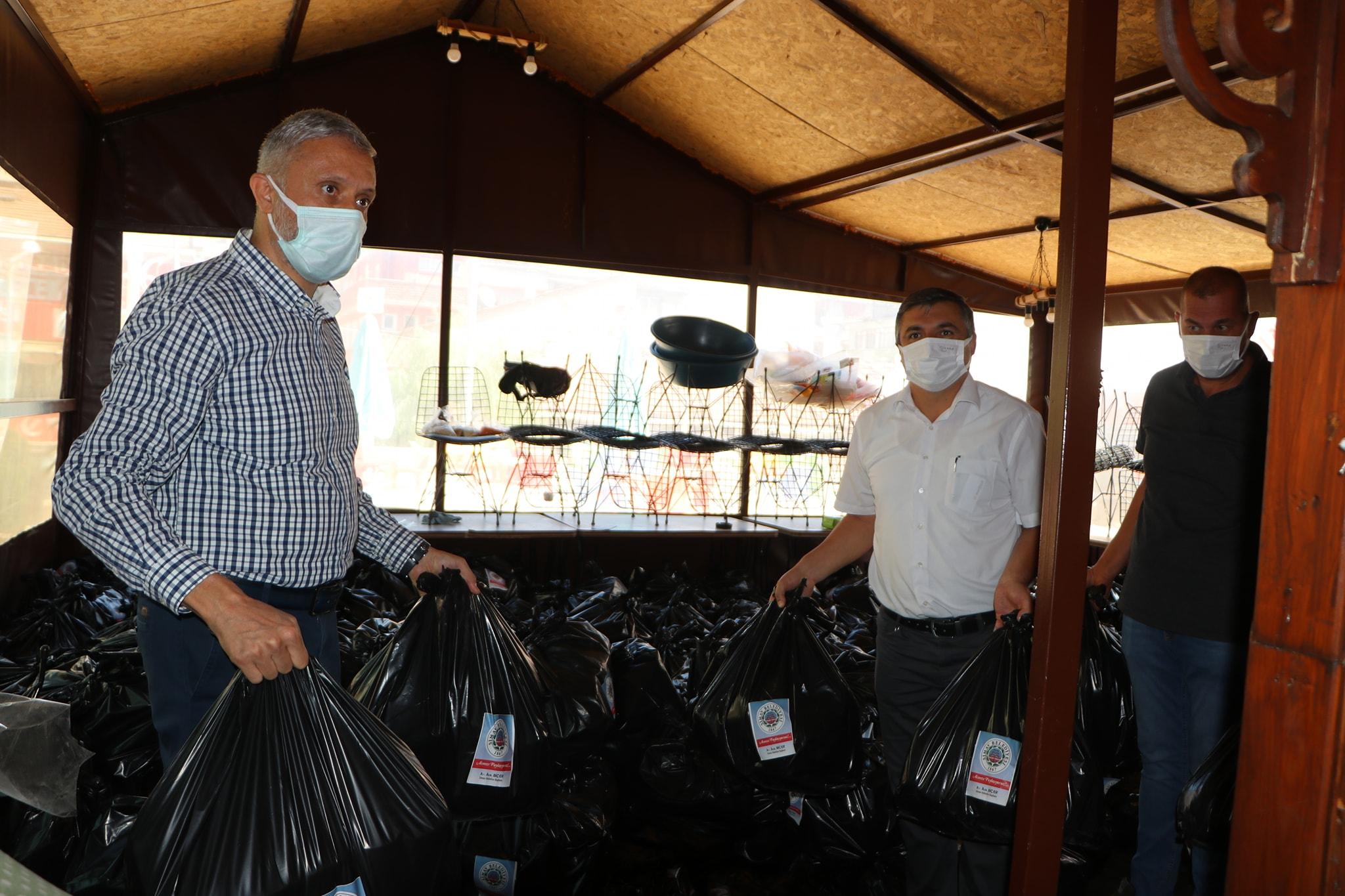 Simav Belediyesi'nden Kastamonu'ya Yardım Tırı