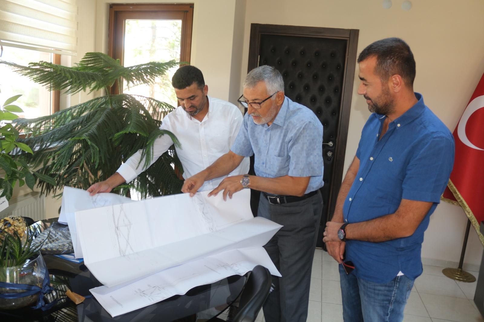 İnönü Belediyesi İlk Kez TOKİ'de Fizibilite Çalışmasına Başladı
