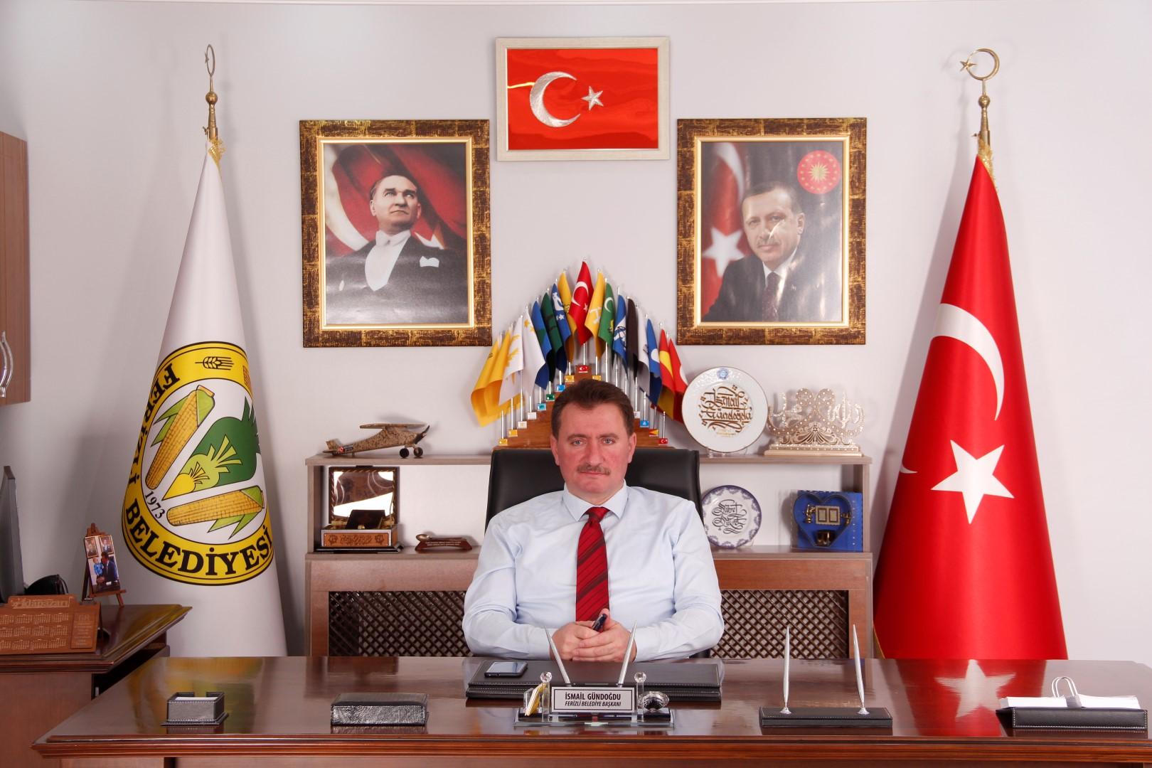 Ferizli Belediye Başkanı Gündoğdu'nun 17 Ağustos Deprem Mesajı