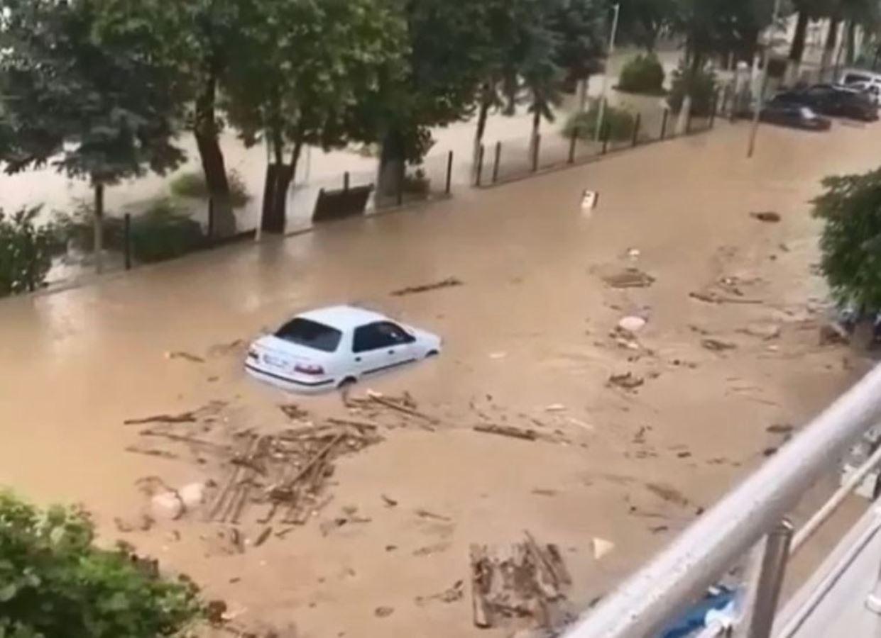 Batı ve orta Karadeniz'deki Sel Felaketi '3. Seviye Ulusal Afet' İlan Edildi