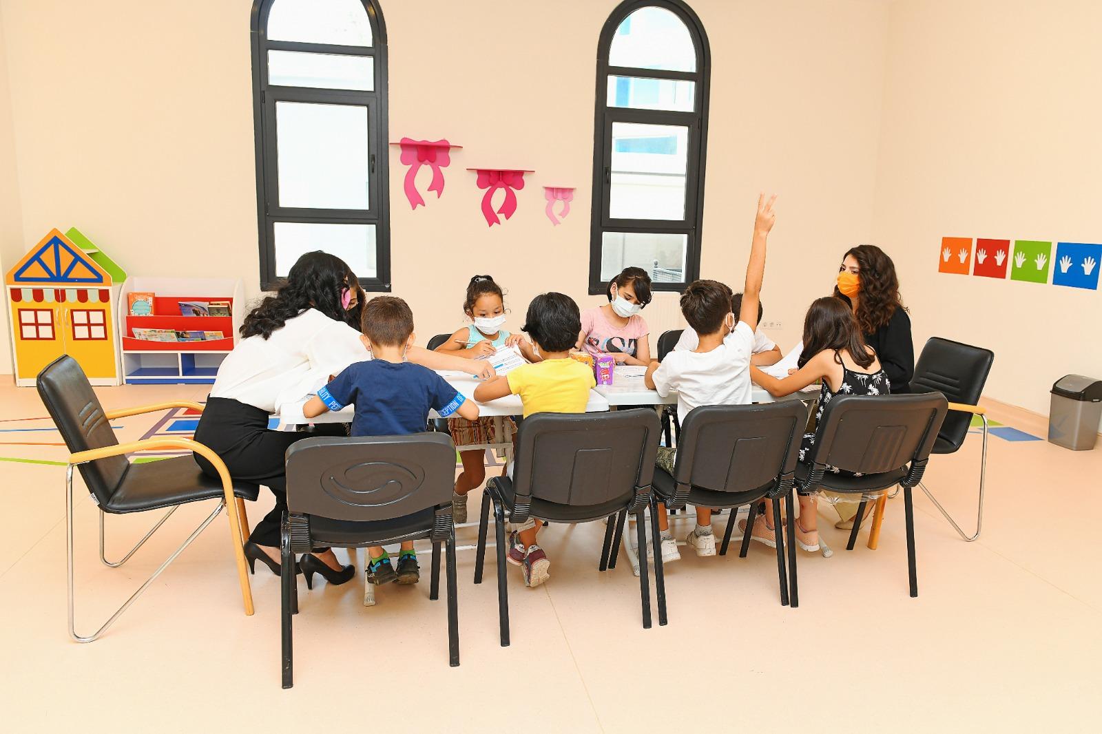 Esenyurt Belediyesi, Dikkat Eksikliği Olan Çocuklara Grup Tedavisi Uyguluyor
